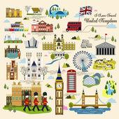 United Kingdom impression collection