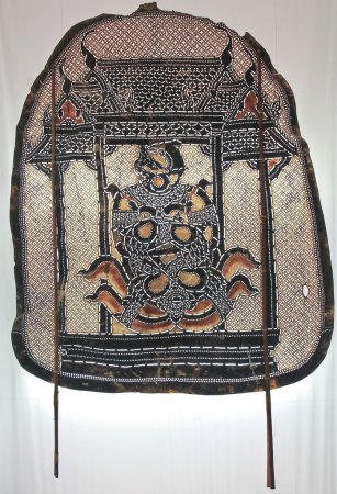 Ancient asian pattern