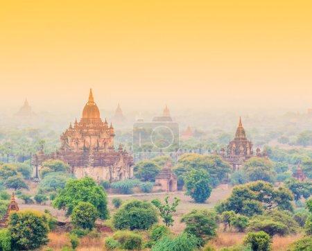 Old Pagoda in Bagan city