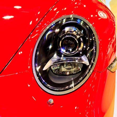 car front headlight