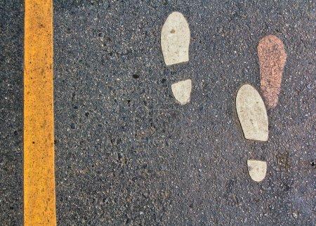 way of people walk