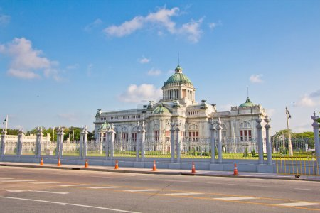 Ananta Samakom Throne Hall in Bangkok