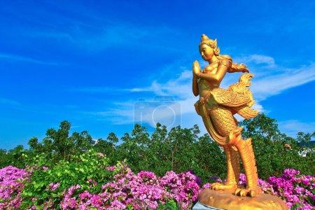 kinaree temple thai