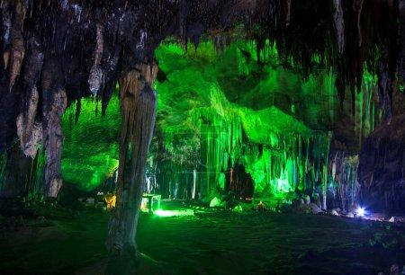 Photo pour Belle cave National park, Thaïlande - image libre de droit
