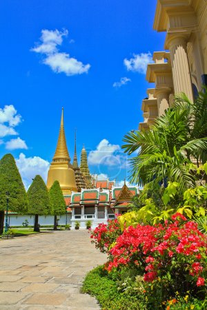 Wat Phra Kaew Temple
