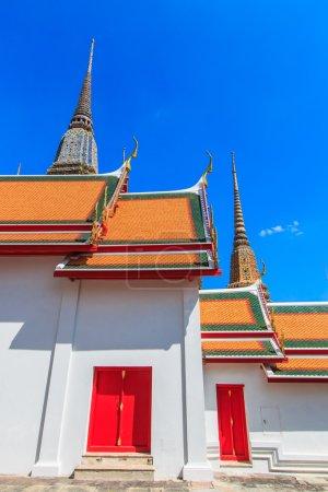 Buddhist temple, Wat Pho