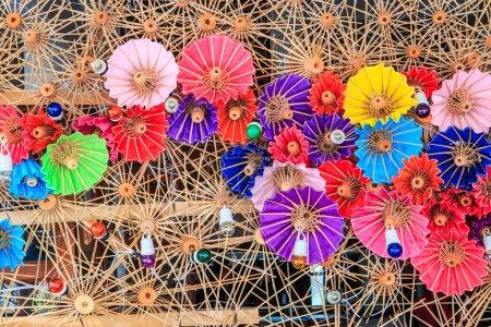 Thailand umbrellas