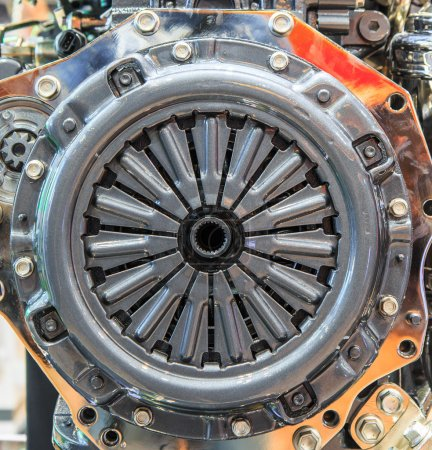 Car engine part and Clutch disc