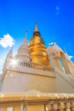 Temple Wat Suan Dok