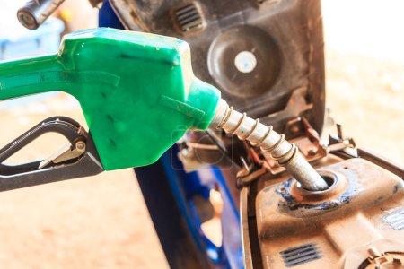 car fuel nozzle