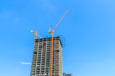 Construction Site area