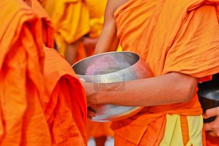 asian Buddhist monks.