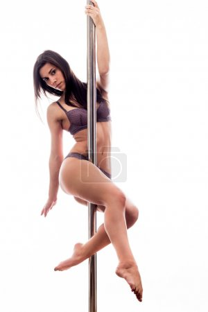 Photo for Young woman, studio shot - Royalty Free Image