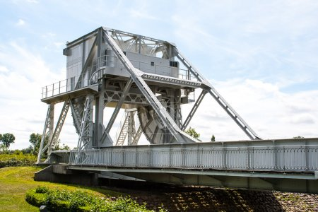 Pegasus bridge in france second World War