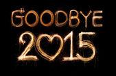 Sbohem 2015