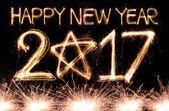 šťastný nový rok 2017