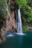 Vodopád v národním parku Plitvická jezera