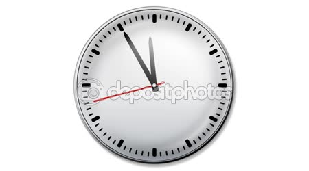 Animované hodiny