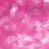 Abstraktní trojúhelník růžové textury