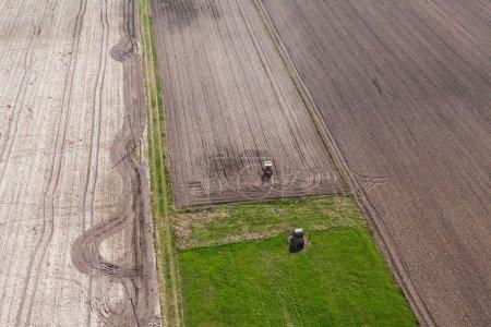 harvest fields in Poland
