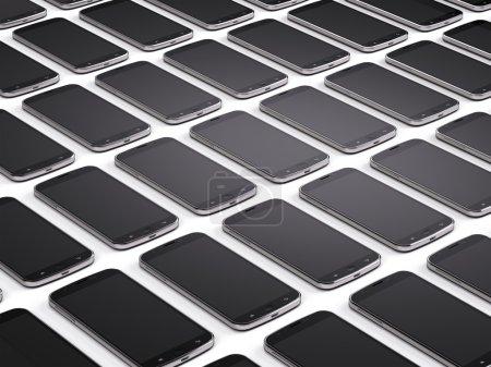 Mobile phones, smartphones