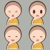 Buddha expression vector cartoon