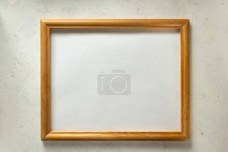 photo picture frame on wall