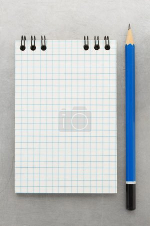 Checked notebook