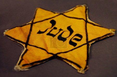 Yellow Jewish badge