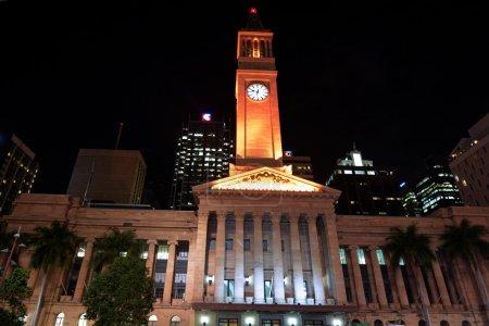 Brisbane City Hall - Queensland Australia