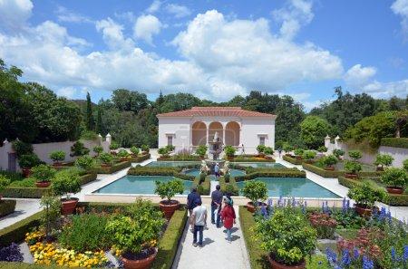 Italian Renaissance Garden in Hamilton