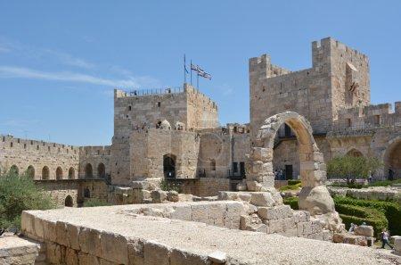 Tower of David Jerusalem Citadel - Israel