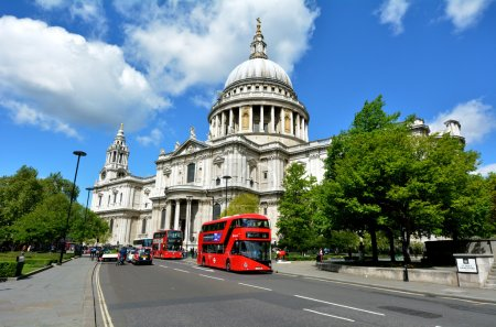 St Pauls Cathedral London UK