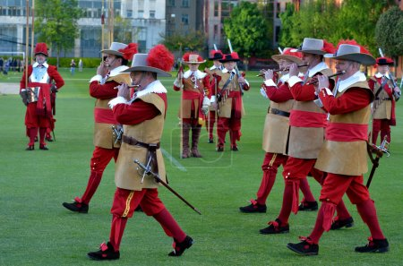 Pikemen and Musketeers of the Honourable Artillery Company