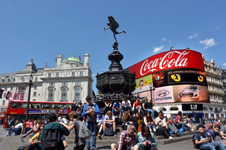 Piccadilly Circus Londres - Angleterre Royaume-Uni