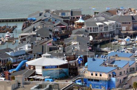 Pier 39 San Francisco - California United States