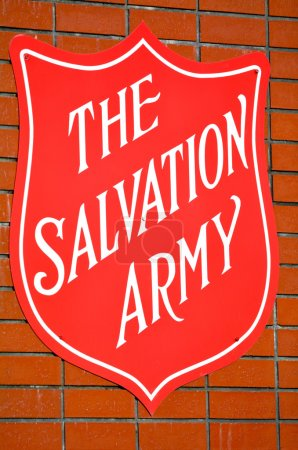 The Salvation Army Red Shield