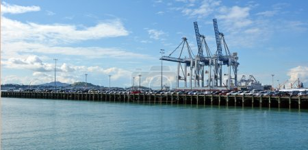 Ports of Auckland - New Zealand