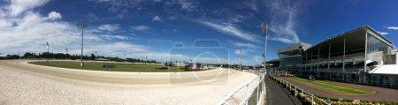 Alexandra Park Raceway in Auckland New Zealand
