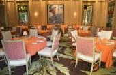 Forbes Travel Guide Four Star Sinatra restaurace interiér na Encore Las Vegas Casino