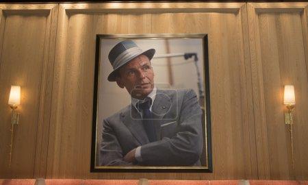 Photo pour LAS VEGAS, NEVADA - 10 MAI : Guide de Voyage Forbes Restaurant Sinatra quatre étoiles Intérieur à Encore Las Vegas Casino sur Mai 10, 2014. C'est le seul restaurant italien sanctionné par la famille de Frank Sinatra - image libre de droit