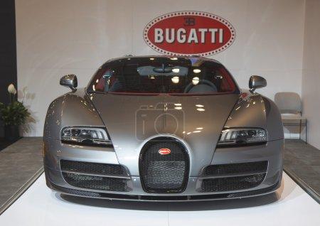 Bugatti Veyron 164 luxury sport