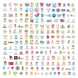 Biggest collection of vector logos peopl...