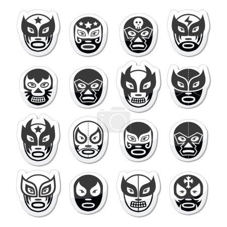 Lucha libre luchador Mexican wrestling
