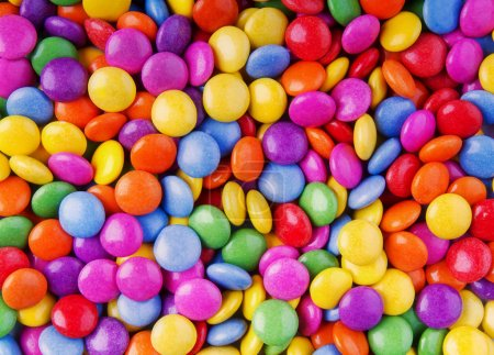 Photo for Colorful Candy background - Royalty Free Image