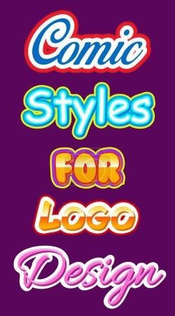 Logo Styles.