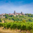 Постер, плакат: Historic town of Vezelay with famous Abbey Burgundy France