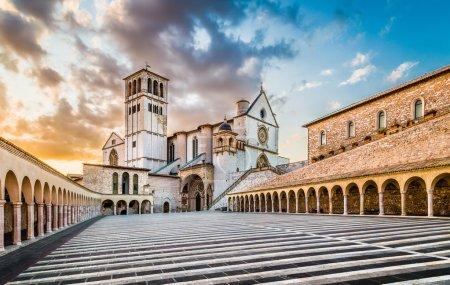 Famous Basilica of St. Francis of Assisi (Basilica...