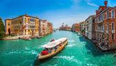 Canal Grande with Basilica di Santa Maria della Salute, Venice, Italy