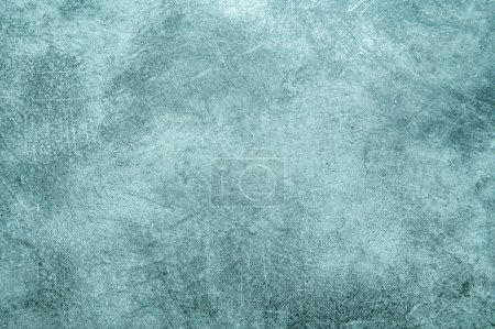 Rustic scratched blue stone texture